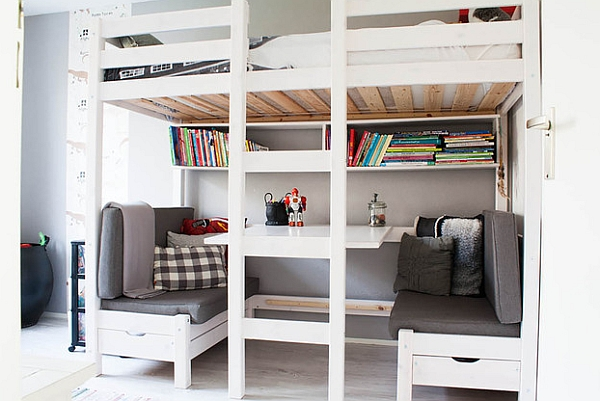 Buying the bunk beds with desk