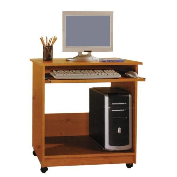 business office office desks small computer desk with castors ERFSZAZ