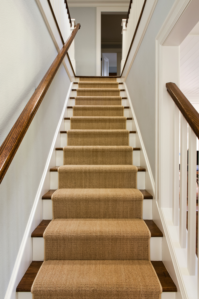 Get Yourself The Right Kind Of Carpet For Stairs