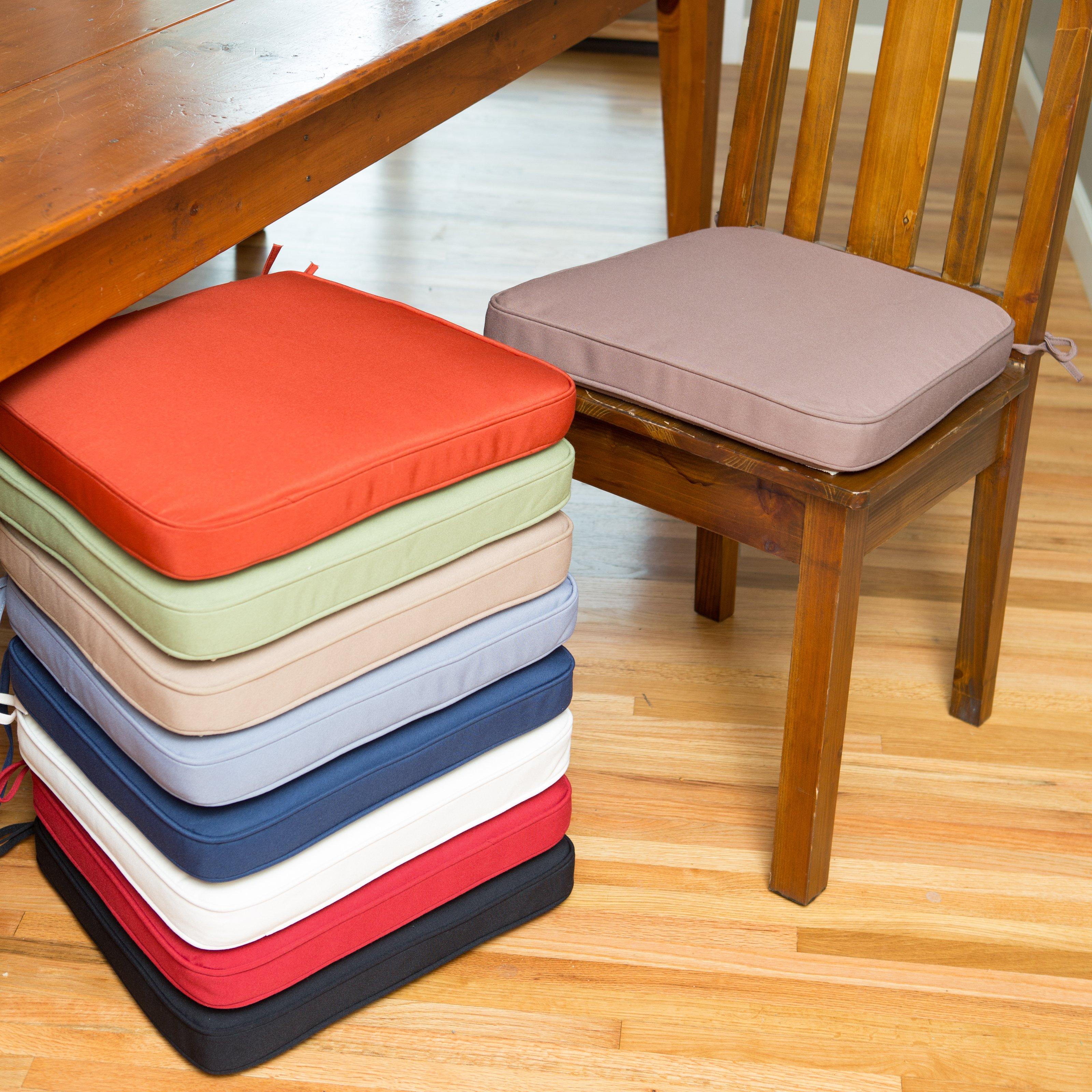 chair cushions dining chair cushion | hayneedle XCURTHS