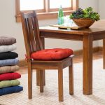 Chair cushions for electrifying the feel