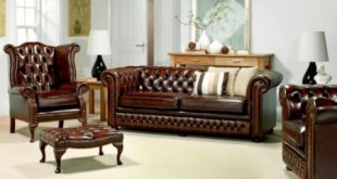 chesterfield furniture leather chesterfield sofa VVSJQRA
