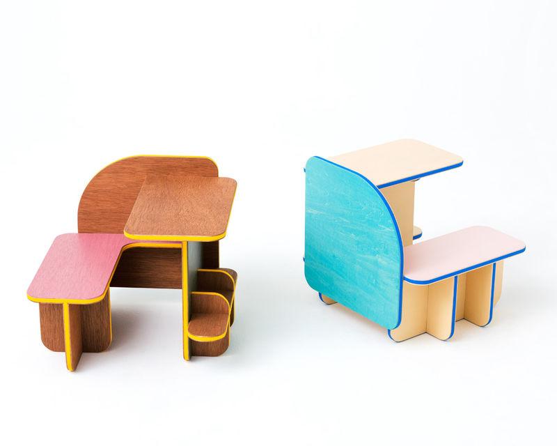 children furniture 30 examples of modular kids furniture LYDLHLT