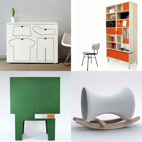 children furniture dezeen archive: childrenu0027s furniture VUINKLE