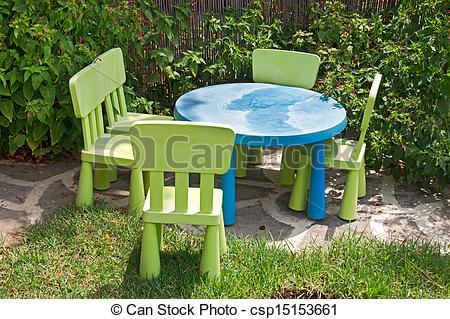 childrens garden furniture childrenu0027s garden furniture at green yard - csp15153661 WNRERCZ