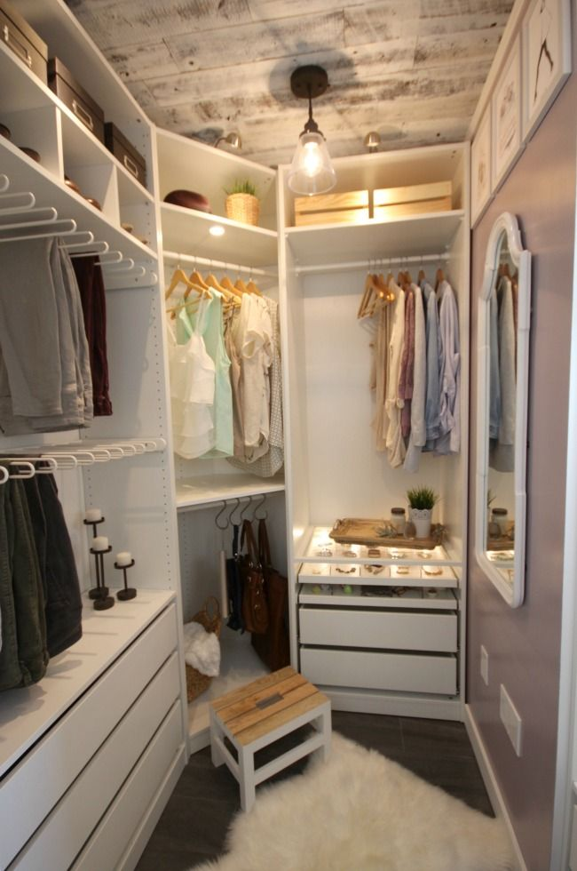 closet makeover ideas a beautiful dream closet makeover! i love the organization ideas. such QIEPGGD