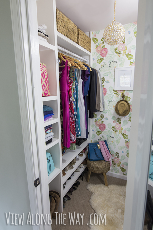 closet makeover ideas stunning diy closet makeover on a small budget -- check out TSVCTQP