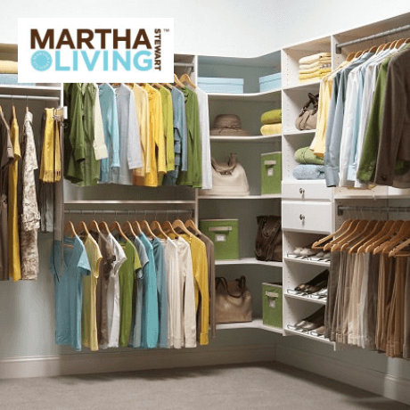 closet storage system martha stewart closets PXUYMOD