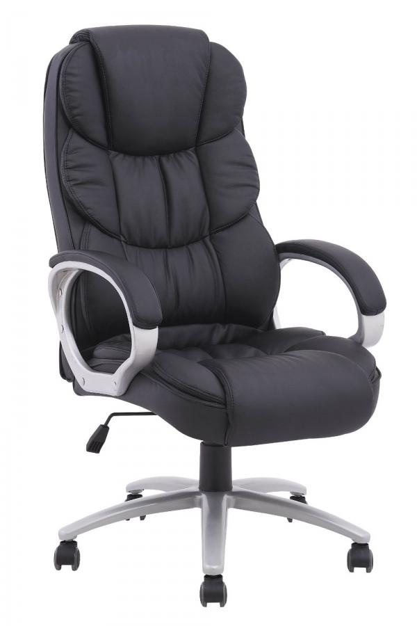 computer chairs high back leather executive office desk task computer chair w/metal base UBSATEF