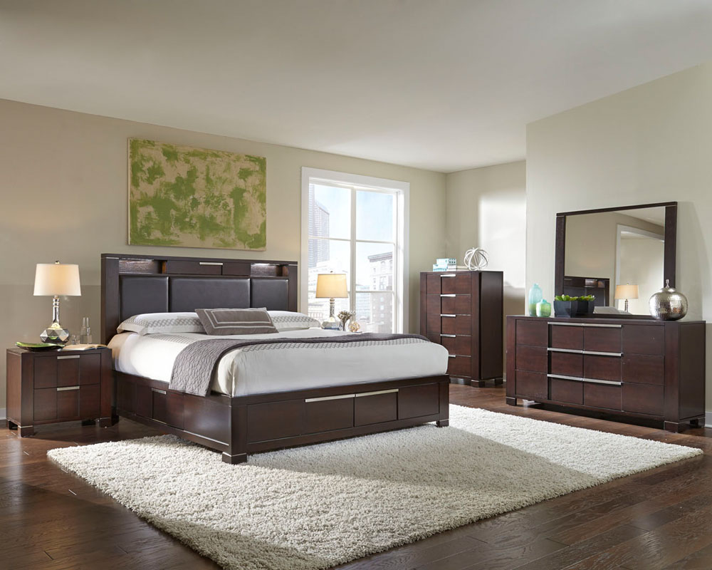 contemporary bedroom sets najarian furniture contemporary bedroom set studio na-stbset AHFRYLR