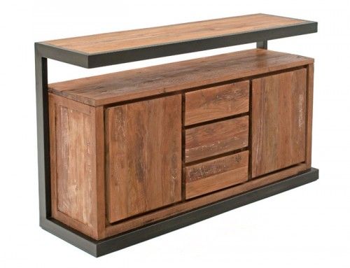 contemporary sideboards mountain modern sideboard modern reclaimed wood sideboard MMCRUJQ