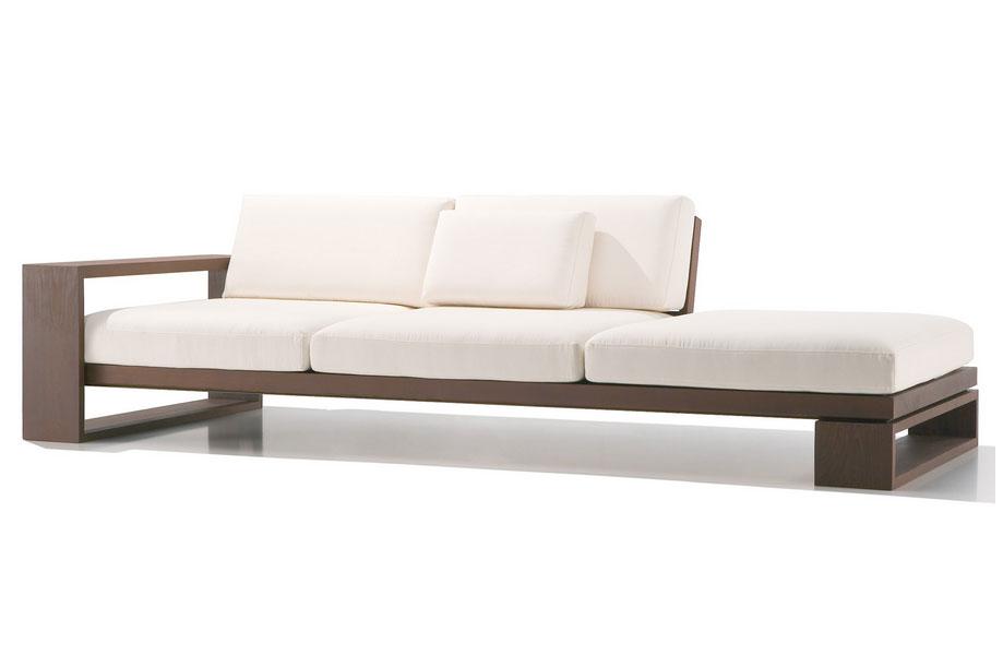 contemporary sofa enchanting contemporary wooden sofa modern and contemporary sofas loveseats  wood YBRJZTF