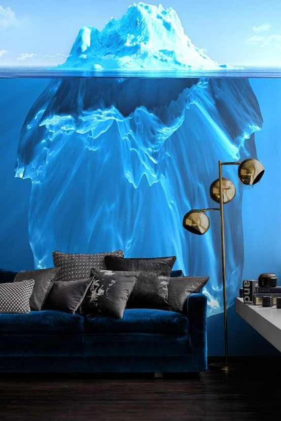cool wall murals 40 awesome wall murals ideas for various spaces FIFXJIV