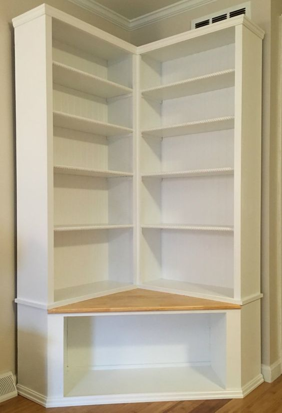 corner bookshelf please contact us for a freight shipping quote prior to buying. IPJSBOT