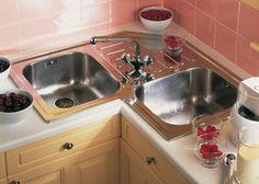 corner kitchen sinks i.pinimg.com/236x/63/54/06/635406188e72787db107faf... VTEHRXG