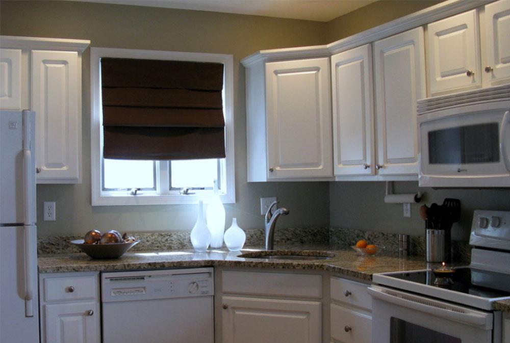 corner kitchen sinks image-5-10-1 corner kitchen sink design ideas AGSJEAR
