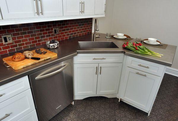 corner kitchen sinks view in gallery SFRIMZV