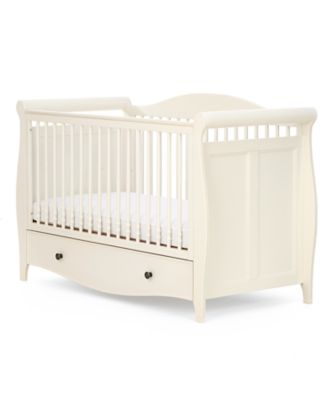 cot beds mothercare bloomsbury cot bed - ivory ZOQWOUO