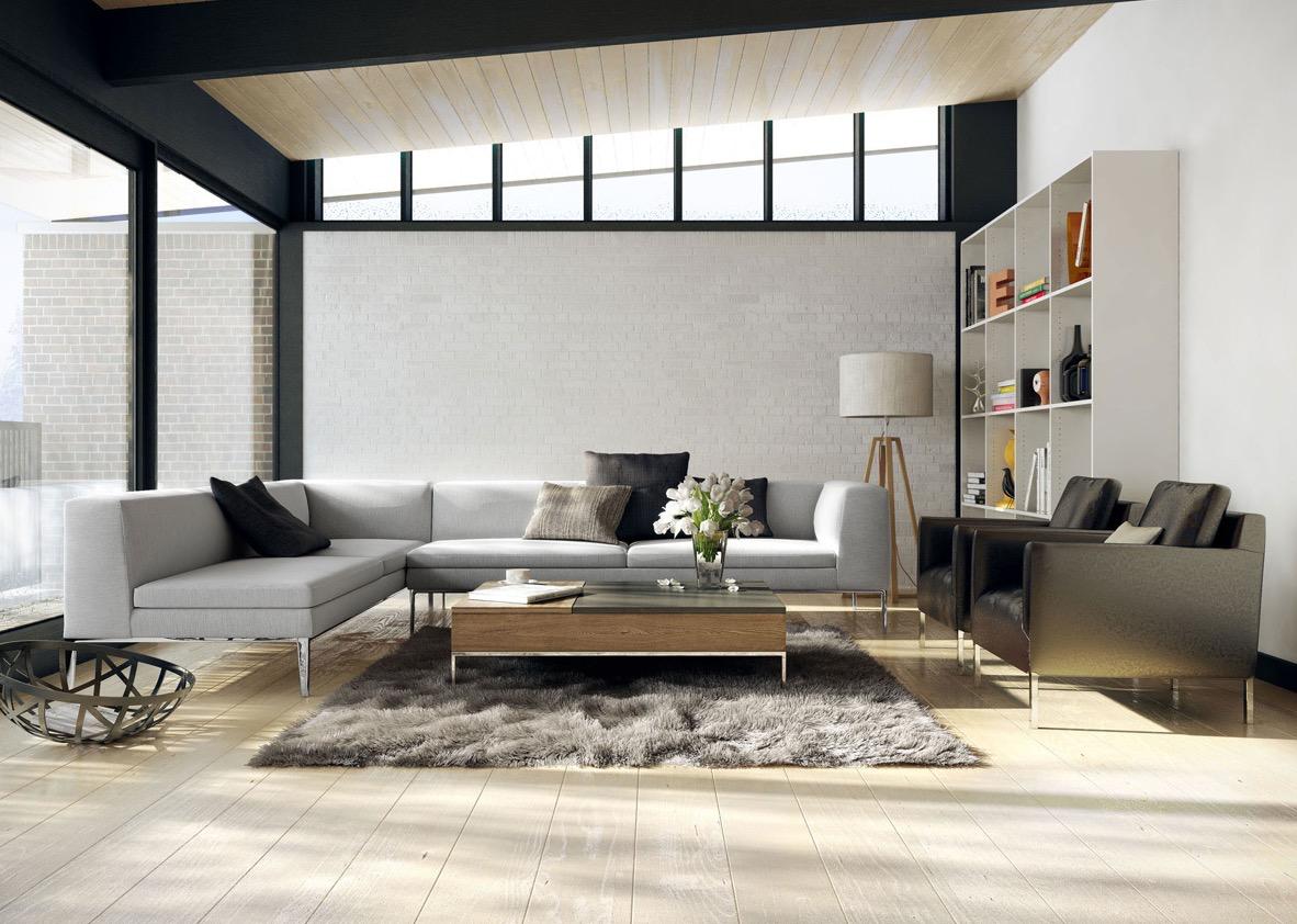 Keep house beautiful with creative living room design