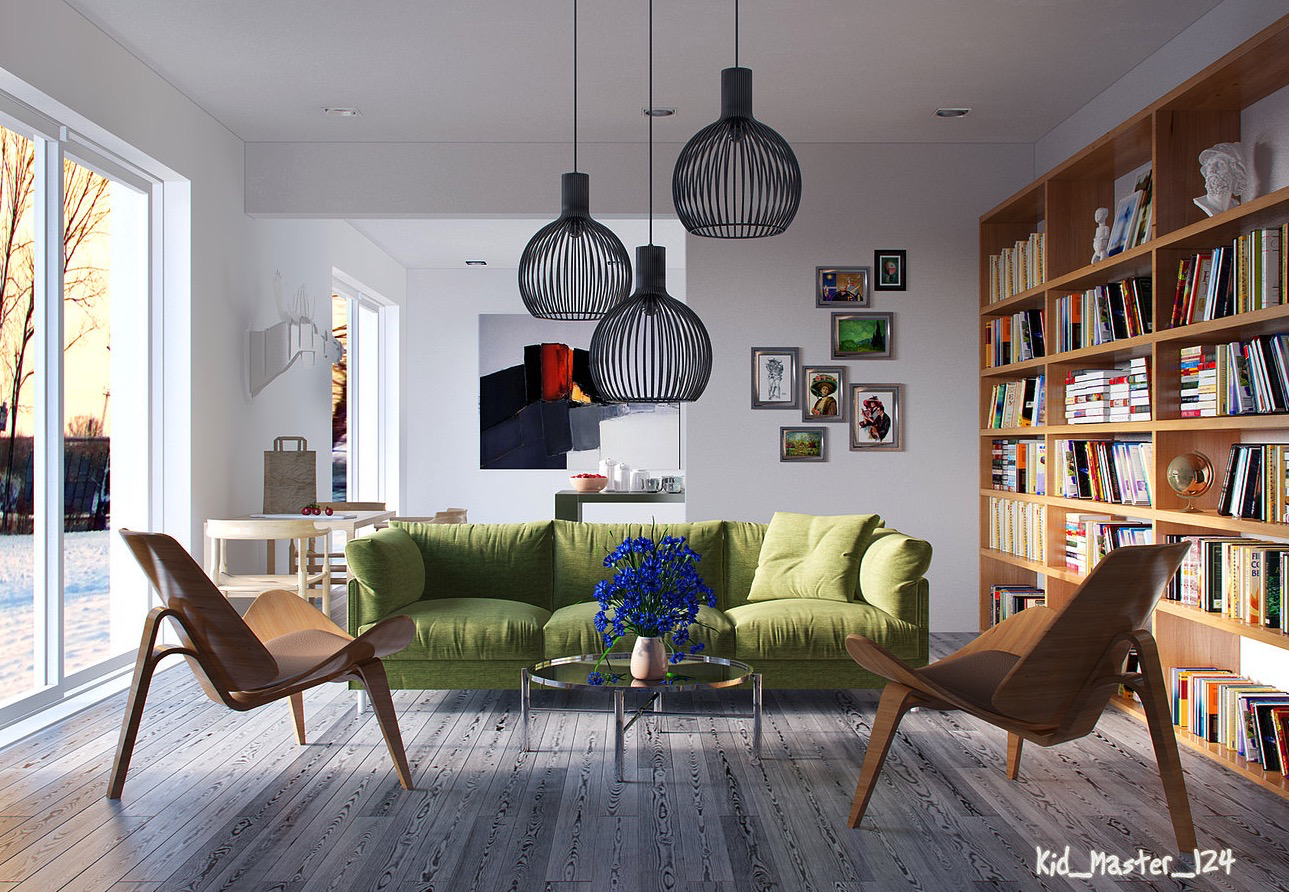 creative living room design 20 creative living rooms for style inspiration ZNQFPTG