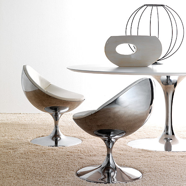 Many Advantages of Setting Home with Metal Furniture