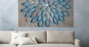 creative wall art ideas for living room decoration » wall art YRUHXGU