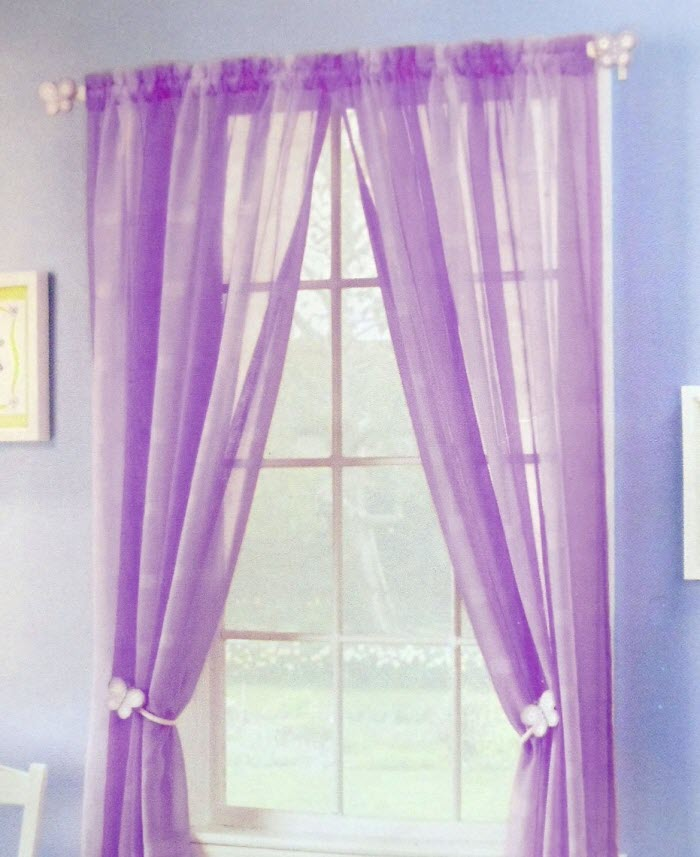 curtain patterns purple color curtain pattern YJONHGY