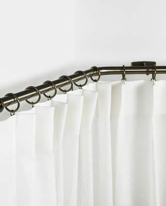 curtain poles bay window poles THNLRLT