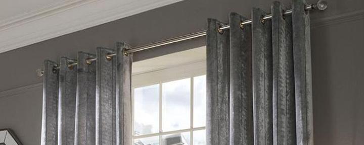 curtain poles IRHYDGC