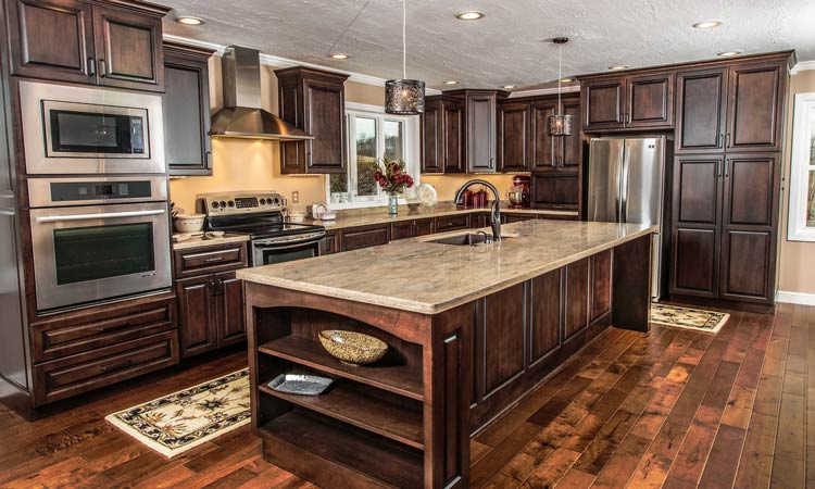custom kitchen cabinets 4 reasons to choose custom made kitchen cabinets GMZLAMC