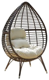 dermot lounge chair - tropical - outdoor lounge chairs - by TAWPSRK