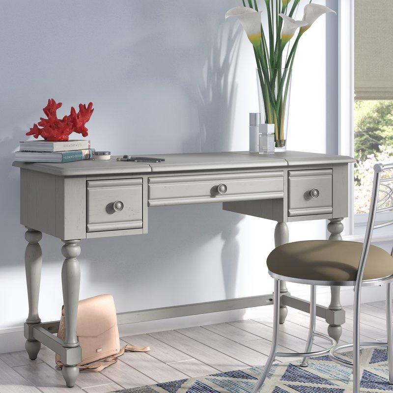 Vanity Desk Organizing Ideas