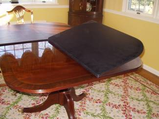 dining room table pads mckay dining table pads CRFIQYE