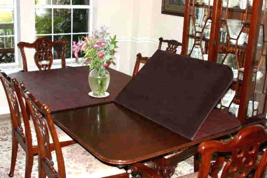 dining room table pads vinyl for tables in HRFTLNV