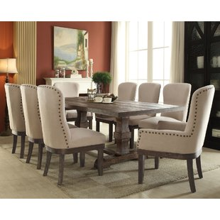 dining sets richardson 9 piece dining set IZCAEMD
