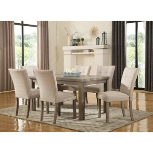 dining sets urban 7 piece dining set IQRRCXZ