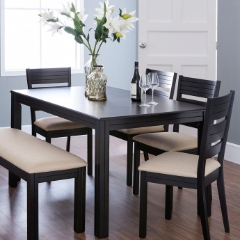 dining tables montoya dining table without chairs - 6 seater DOCLPKM