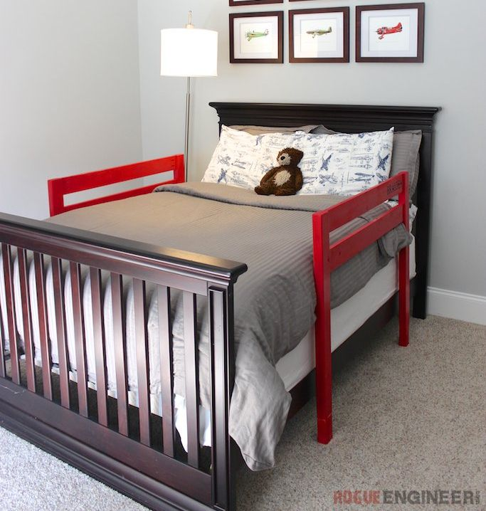 diy toddler beds for decors with personality and playful appeal ZOQCJDU