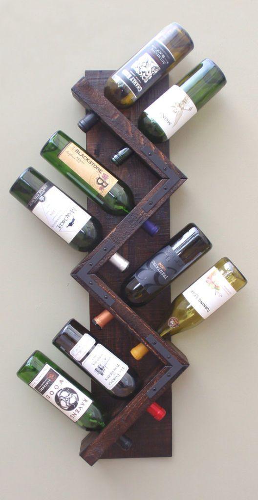 diy wine racks 18 diy wine rack and storage ideas LMVNXCO