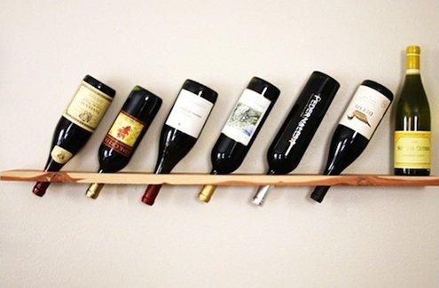 Fine Hands to Make DIY Wine Racks