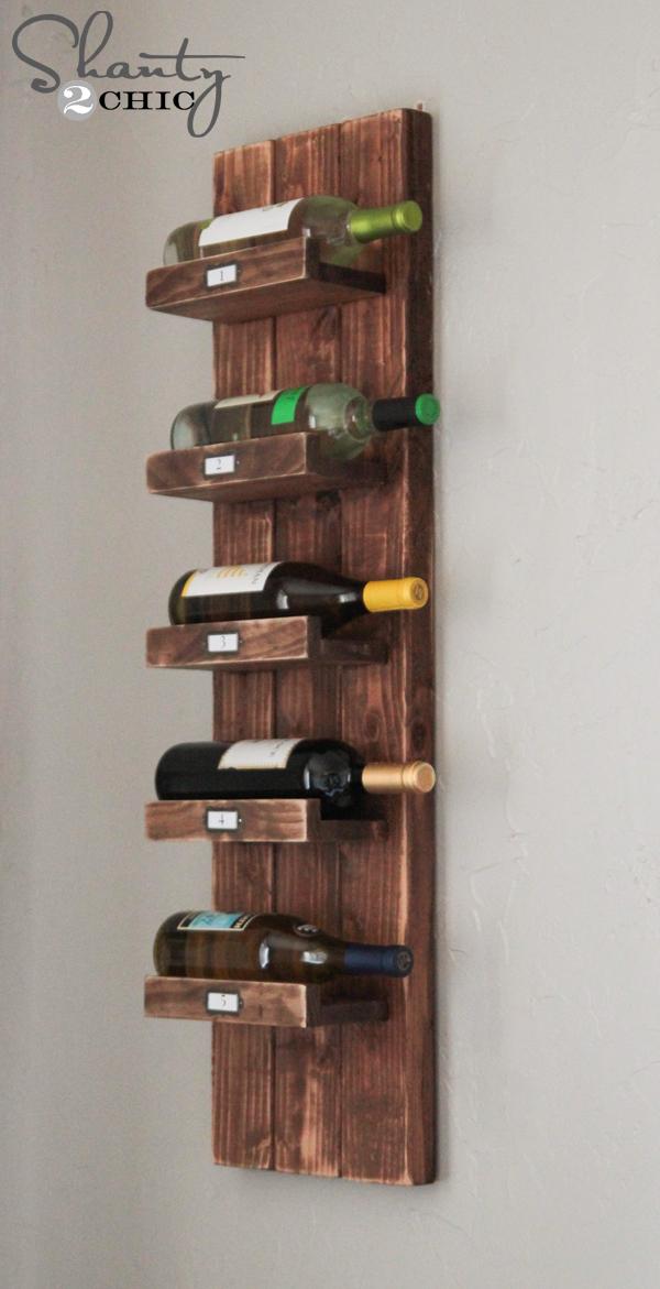 diy wine racks wine rack diy OOLFRWQ