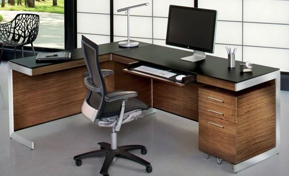 elegant modern office desks at tema contemporary furniture ... TUNIVBH