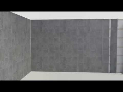 fitting bathroom panels how to fit bathroom cladding HPIDWYZ