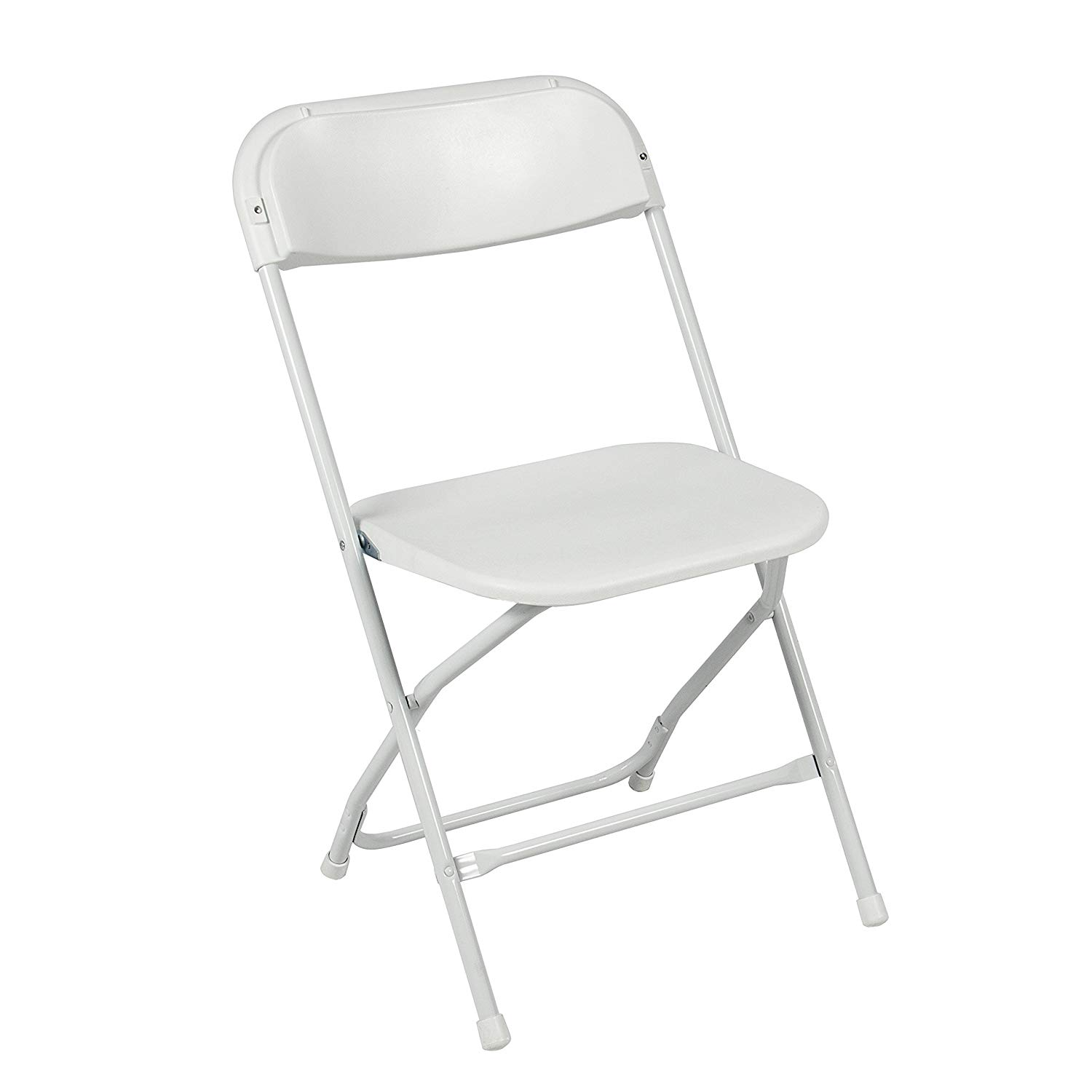 folding chair amazon.com: best choice products 5 commercial white plastic folding chairs GXPFILF