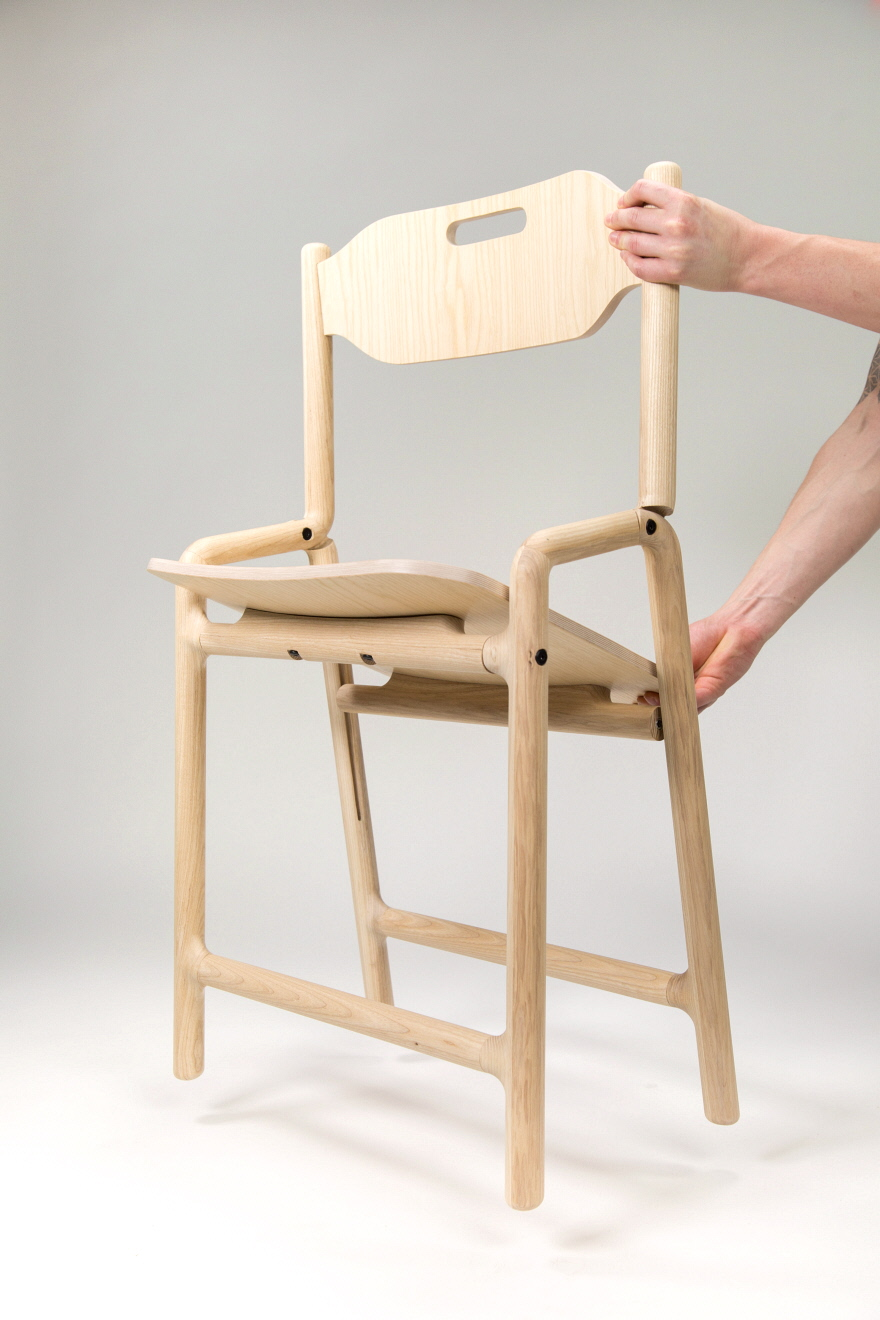Carry anywhere your folding chair