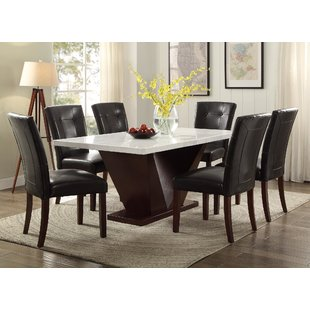 forbes marble dining table MOEOFTN