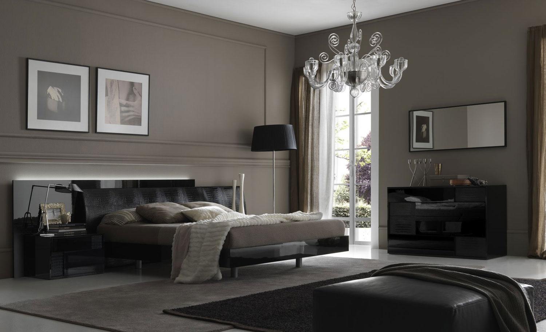 fortune black furniture bedroom ideas decorating ... IQXONDP