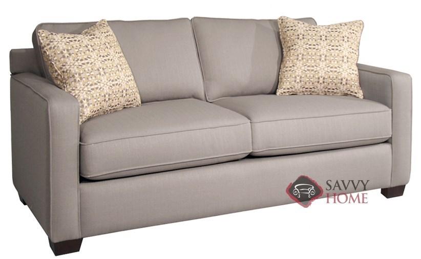 full sleeper sofa parker full sleeper in calvin dolphin EUTXRIS