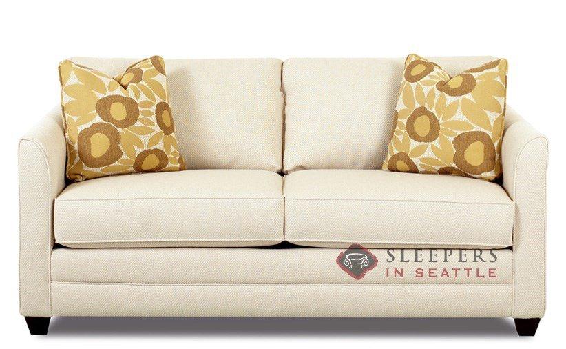 full sleeper sofa savvy valencia sleeper (full) WHDEURJ