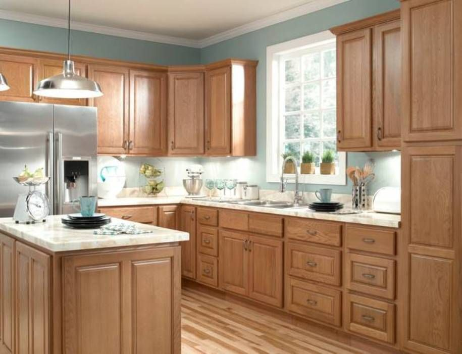 furniture , durable oak kitchen cabinets : honey oak kitchen cabinets IHYAPEX
